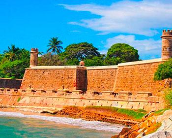 Castillo San Carlos de Borromeo - Isla de Margarita