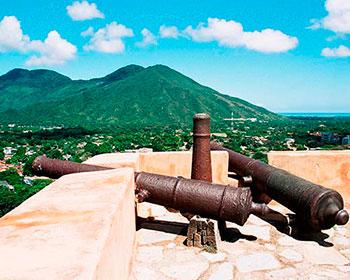 Castillo Santa Rosa - Isla de Margarita