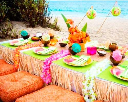 Cumpleaños en Isla de Margarita