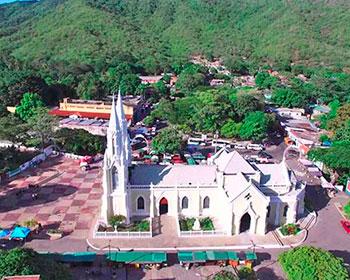 Iglesia del Valle - Isla de Margarita